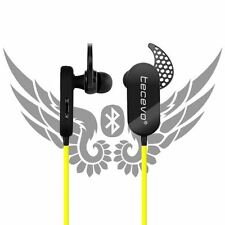 TECEVO F3x Wireless Bluetooth Sports Earphones With Mic & Hands Calling