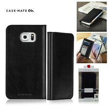 Authentic Case-Mate Wallet Folio Protection Case For Samsung Galaxy S6