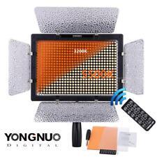 YONGNUO YN600L PRO PHOTO STUDIO LED VIDEO LIGHT LAMP PANEL 3200K-5500K 4680LM