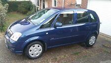 Vauxhall Meriva 1.6 Club 2006