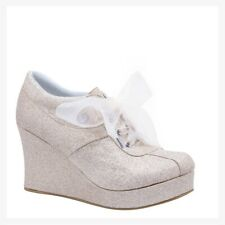 Grezzo Model 2000 Wedge Platform Fashion Bridal and Gala Women Shoes