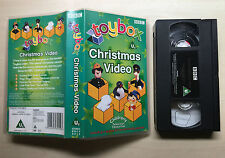 BBC - TOYBOX - CHRISTMAS VIDEO - POSTMAN PAT, FIREMAM SAM, PINGU - VHS VIDEO