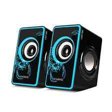 MARVO Game USB 2.0 Powered Multimedia Computer Speakers With Surround Subwoofer