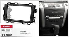CARAV 11-089 2Din Car Radio Dash Kit panel for Murano 2008+
