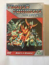 Transformers - The Movie (DVD, 2003)