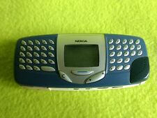 Nokia 5510 blue For Parts or repair Cellular Phone NPM-5 VINTAGE* *COLLECTIBLE*