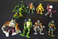 TMNT Action Figures Lot #2 Teenage Mutant Ninja Turtles Read Full Description
