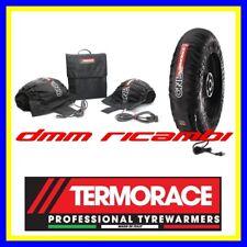 "Termocoperte TERMORACE MOTO3 anteriori posteriori 95+115/120-17"" MOTO 3 PREGP GP"