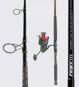 """Penn Fierce III 8000 Reel W 7"""" Rod Heavy Action Fishing Combo  NEW"""