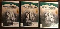 Heroes of World War II 8 Incredible Documentaries (8 DVD SET)