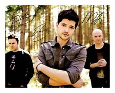 THE SCRIPT SIGNED AUTOGRAPHED A4 PP PHOTO POSTER