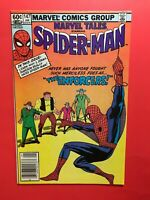 MARVEL TALES: SPIDER-MAN #147 - 1ST APP. OF THE ENFORCERS! JAN.1983  Very Fine