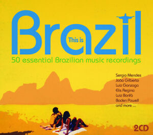 Various Artists : This Is Brazil: 50 Essential Brazilian Music Recordings CD 2