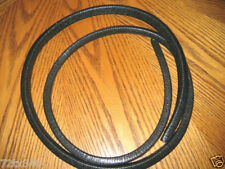 FOR Polaris Vintage Snowmobile 10 Feet Hood Edge Trim TX Indy Colt Mustang Black
