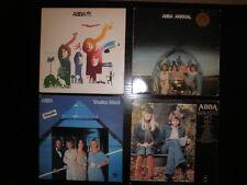 5 LP´S ABBA  - RECORDS LOT ABBA  5 LP´S