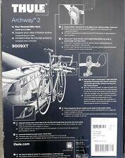 Thule 9009XT Archway 2 Trunk Rack: 2-Bike new in box