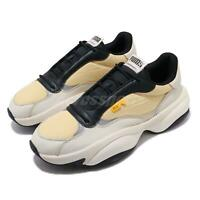 Puma Alteration Randomevent Beige Black Yellow Men Women Unisex Shoes 371400-01