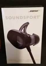 Bose SoundSport WIRELESS headphones Bluetooth NFC - Black