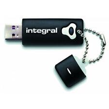 Integral 16GB Splash Black USB 2.0 Flash Pen Drive USB Stick  INFD16GBSPLBK