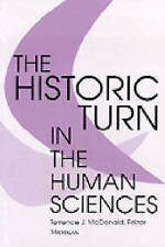 NEW The Historic Turn in the Human Sciences