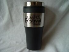 Coke 2015 Essence Festival Orleans Insulated Coffee Travel Tumbler S.S./Plastic