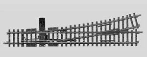 Märklin H0 22715 K-Gleis schlanke Weiche links - NEU + OVP