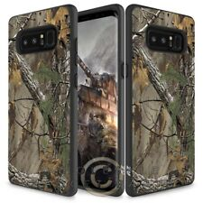 Samsung Note 8 Zizo Advanced Armor Case - Woods Camo Case Cover Shell Protector