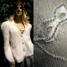 ✨ 🎭 Mascarade Mariage Cardigan Veste en tricot SPECIAL UK 18 20 EU 48 US 14