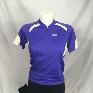 Small Louis Garneau Women's Eva Short Sleeve Cycling Jersey