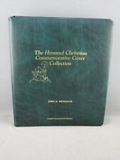 The Hummel Christmas Postal Commemorative Cover Collection 54 Covers Stamps