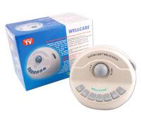 2x Sound relaxation machine by wellcar naturcare white noise tinnitus aids sleep
