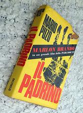 PUZO Mario, Il Padrino, 1969, Dall'Oglio Editore Milano.