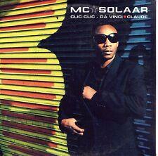CD CARTONNE CARDSLEEVE 3T MC SOLAAR CLIC CLIC NEUF SCELLE DE 2007