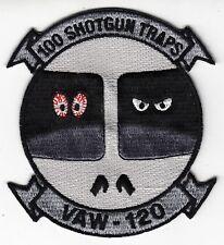 VAW-120 GREYHAWKS 100 SHOTGUN TRAPS PATCH