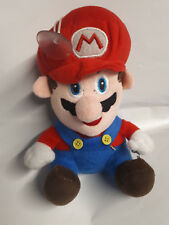 Nintendo MARIO Plush Cuddly with Hanging Sucker (Approx 20cm)