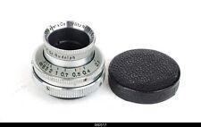 Kino Plasmat 1:1,5 16mm  Hugo Meyer Lens C Mount Bolex