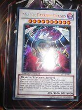 YU-GI-OH! MALEFIC PARADOX DRAGON YMP1-EN007 LIMITED EDITION NEUVE MINT VO MOVIE