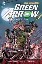 Green Arrow Vol. 2: Triple Threat [The New 52]