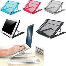 Universal Adjustable Stand Desk Holder Riser for All Laptop iPad Tablet Desktop