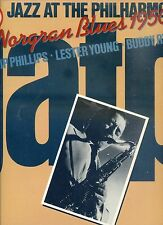 FLIP PHILLIPSlester young BUDDY RICH norgran blues1950 EX LP VERVE US 1983