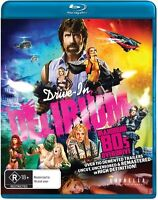Drive In Delirium: Hi Def Hysteria - Maximum 80s O (2017, Blu-ray New)