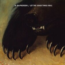 JD McPherson - Let the Good Times Roll [New CD] UK - Import