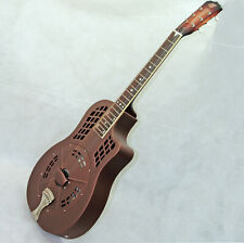 2007 NATIONAL RESOROCKET SINGLE CONE ELECTRO RESONATOR GUITAR