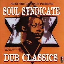 NINEY THE OBSERVER  SOUL SYNDICATE DUB CLASSICS NEW CD £9.99