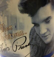 Elvis  2015 YEAR-IN-A-Box Full color   A Time Line Calender & Blue Christmas cup