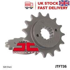 JT Piñón de Moto de tracción delantera-JTF736 15 T se adapta a Ducati 800 ss 03-06
