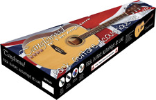 TANGLEWOOD PACK GUITARE ACOUSTIQUE DBT DLXD