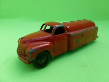DINKY TOYS 442 STUDEBAKER ESSO TANKER - GOOD CONDITION -