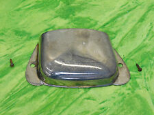 Fender Precision P Bass RELIC Bridge Cover  Aged Antique Old with SCREWS!