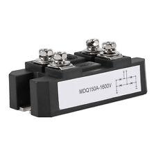 MDQ150A 150A 1600V Volt Full Wave Diode Module Single Phase Bridge Rectifier SG